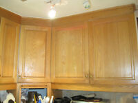 Oak Kitchen Cabinets For Sale