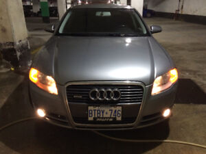 Audi A4 turbo all wheel drive solid winter car with zero issues