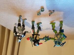 Figurines Tortue Ninja