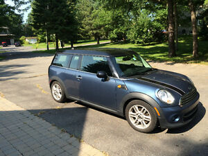 2011 MINI Clubman noir Berline