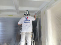 647-677-5659 Spraying Trim Doors Kitchen Cabinets Pickets Stairs