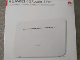 Huawei B525s-23a 4G LTE 300MB Pro Cat6 Router Wifi Modem SIM 3G