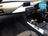 2014 BMW 3 SERIES 320d BluePerformance M Sport 4dr