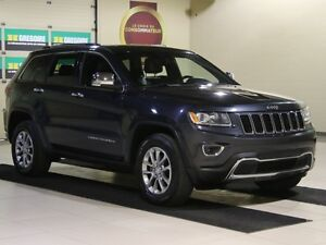2014 Jeep Grand Cherokee Limited AWD CUIR TOIT MAGS BLUETHOOT