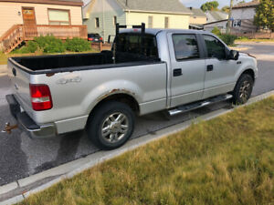 2007 4x4 V8 CREW CAB. Project/parts (2 other 4x4s NEED GONE!!