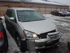 2005/2010/ HONDA ODYSSEY (FOR PARTS PARTS PARTS ONLY)