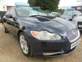 2010 60 JAGUAR XF 3.0 V6 LUXURY 4D AUTOMATIC 240 BHP FINANCE WITH NO DEPOSIT AND
