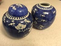 antique chinese pots