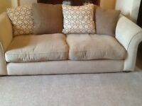 SOFAS - 3 seater and 2 seater