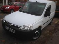 Vauxhall Combo 1.3CDTi 16v 1700 2009 58 plate lots of service history very clean