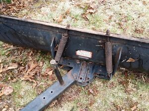 ATV/UTV and Garden Tractor plow (Angles)