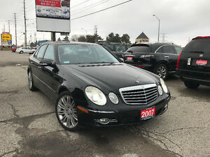 2007 Mercedes-Benz E-Class E 350, Navigation, 2 Years Warranty