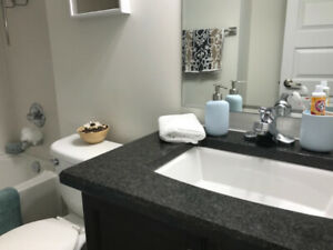 1 bedroom+loft+2 bathroom condo for rent