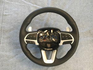 392 Scat Challenger  steering wheel with Hellcat Paddle Shifters