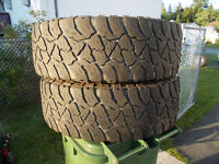 LT275/70/18 inch All Season Truck Tires / GOOD DEAL