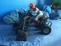 ATV remove control quad bike