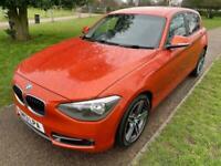 2013 BMW 1 Series 1.6 114i Sport Sports Hatch 5dr Hatchback Petrol Manual