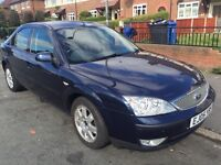 ford mondeo 2.0 tdci 2005 6 speed 130ps