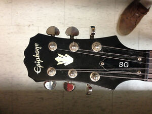 Epiphone Special / Epiphone SG Special Cambridge Kitchener Area image 8