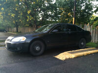 2006 Chevrolet Impala Police Pack Complet