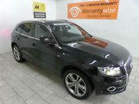 2011,Audi Q5 2.0TDI 170bhp quattro S Line***BUY FOR ONLY £72 PER WEEK***