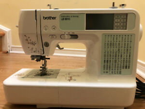 Brother LB6810 Embroidery and Sewing Machine