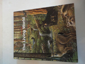 The Living World Third edition Johnson Hardcover Textbook London Ontario image 2