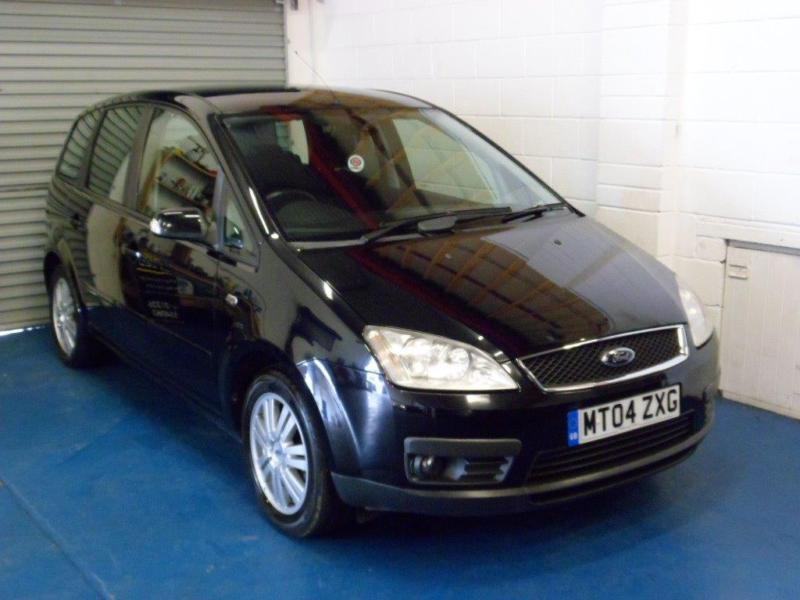 ford focus c max ghia 2 0tdci 2004 manual in helston. Black Bedroom Furniture Sets. Home Design Ideas
