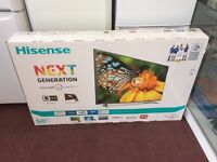 50 inch led smart 4K tv