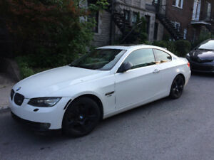 BMW 328XI Coupe  M3 look