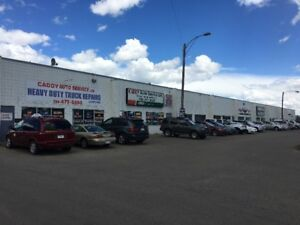 4,800 industrial double bay on Yellowhead Trail