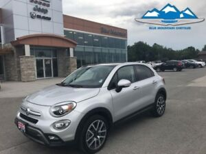 2017 Fiat 500X Trekking  - Low Mileage