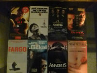 Lot of 35 VHS Movies