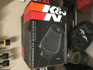 K&N air intake for 5.7L Tundra