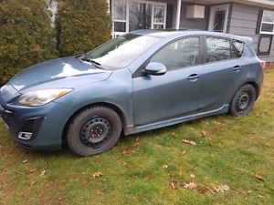 2010 mazda 3 gt ** new inspection **