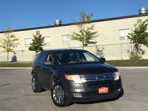 2007 Ford Edge, AWD, Lethaer, Automatic, 3/ Y warranty available