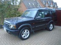 2004 04 Reg Land Rover Discovery 2 2.5Td5 ( 7st ) Landmark