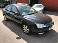 Ford Mondeo 2.0TDCi 130 Ghia X *FULL LEATHER*