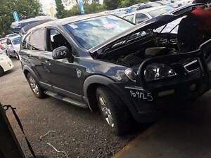 Holden Captiva 2011 diesle wrecking for parts Yeerongpilly Brisbane South West Preview