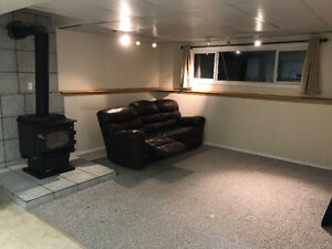 3 Bedroom Fully Furnished Basement Suite Avail around Feb 20