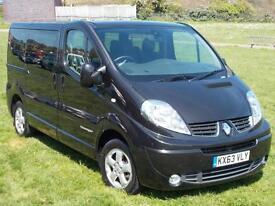 2013 (63) Renault Trafic 2.0dCi SL27 Phase 3 Minibus 9 seats SL27dCi 115 Sport