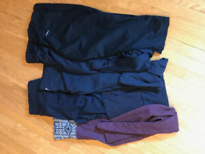 5 Brand Name Women's Athletic Pants - Size small