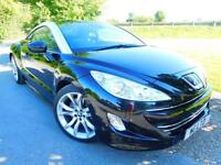 2011 Peugeot RCZ 2.0 HDi GT 2dr 1 Owner! Full Peugeot History! 2 door Coupe