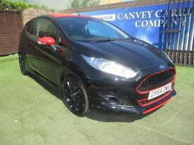 2014 Ford Fiesta 1.0 EcoBoost Zetec S Black Edition (s/s) 3dr