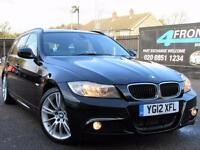 2012 BMW 3 SERIES 318D M SPORT TOURING ESTATE 6 SPEED MANUAL 2.0 DIESEL ESTATE D