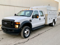 HD mechanic with service truck for hire