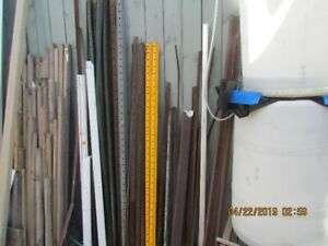 STEEL SNOW FENCE POSTS
