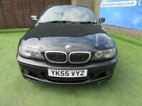 2005 BMW 3 Series 3.0 330Ci M Sport 2dr