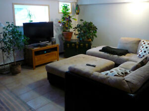 Grand 5 1/2 tout meublé: 1 980$, 4 1/2 : 1 380$, studio: 1 080$