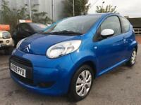 2009 Citroen C1 Hatch 3Dr 1.0i 68 Splash Petrol blue Manual